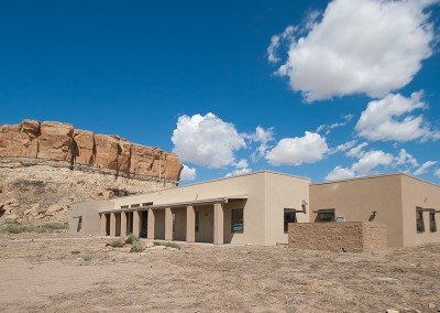 Chaco National Park Visitor Center