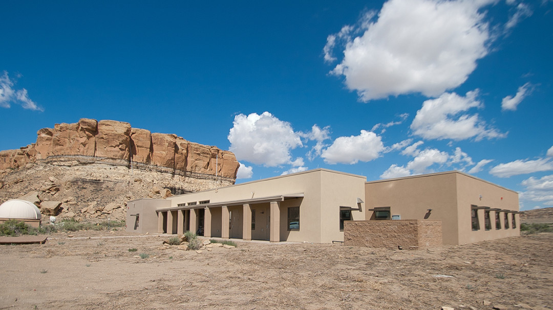 Chaco Culture National Historic Park Visitor Center