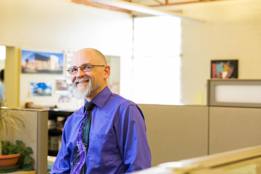 Greg Gerwin, RA