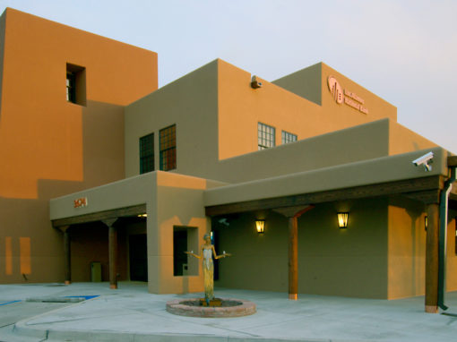 Los Alamos National Bank (LANB), Cerrillos Road