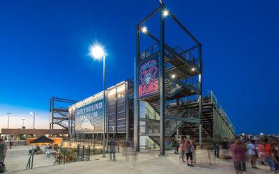 ENMU Stadium Grand Opening