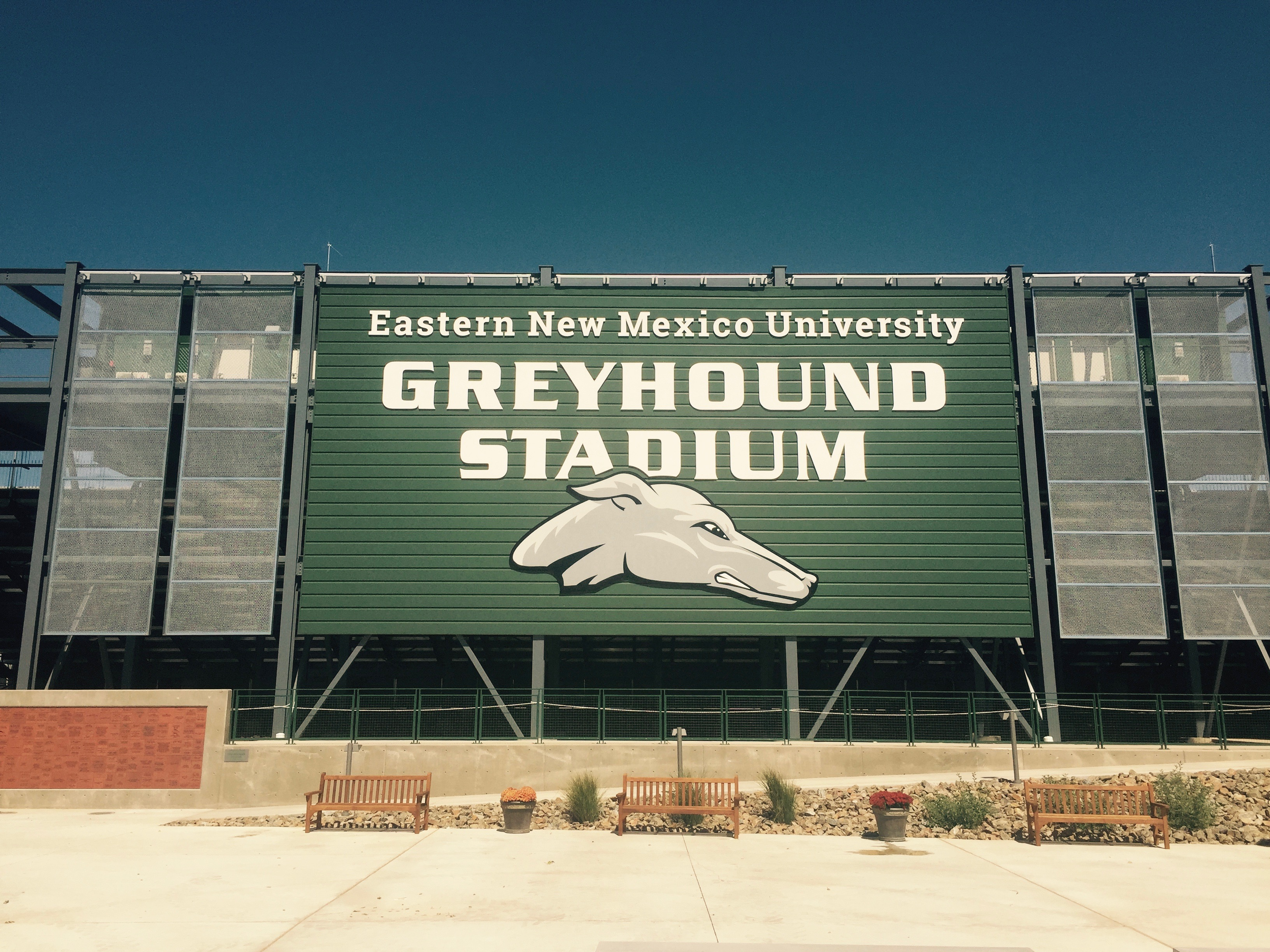 Enmu Stadium Grand Opening Smpc Architects