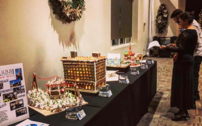 SMPC Gingerbread Haus – 2017