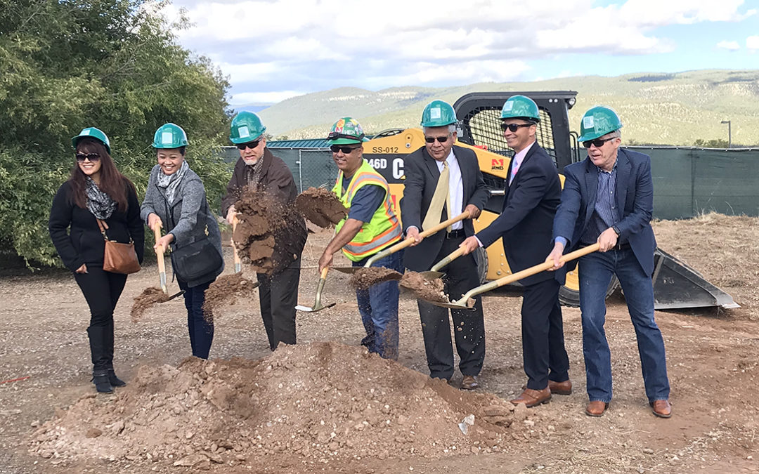 Breaking Ground – Pecos Valley Medical Center Expansion