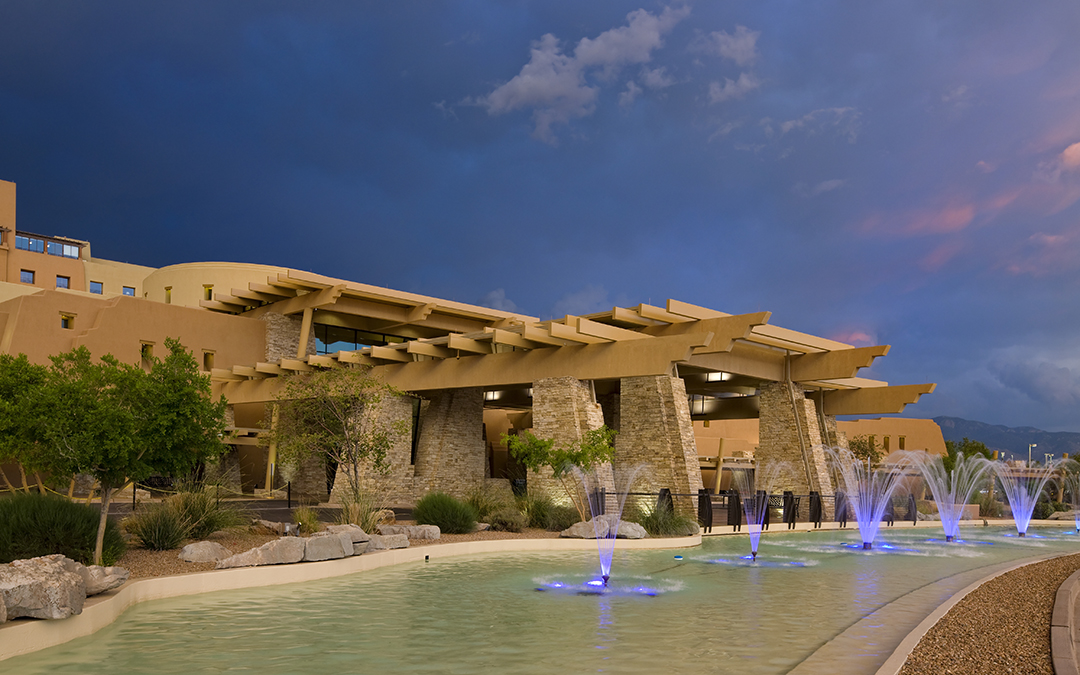 Sandia Casino Entry