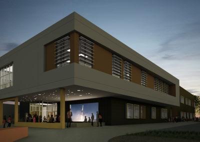 Sierra Vista Elementary School – Classroom Building Addition