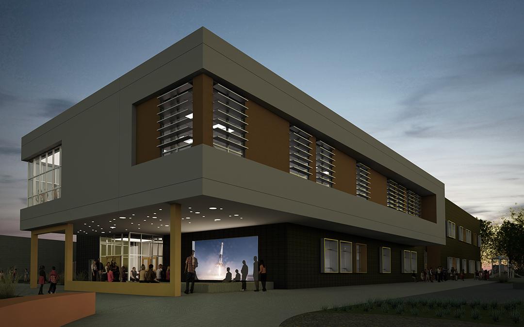 Sierra Vista ES Classroom Building
