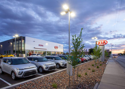 Fiesta Kia Dealership