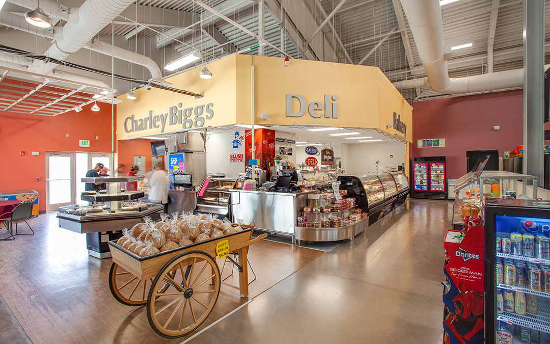 Jicarilla Supermarket