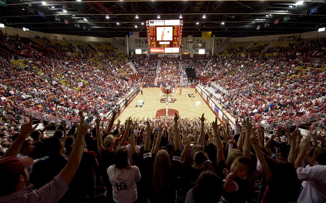 NMSU Pan Am Center - Aggie Basketball