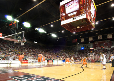 Pan Am Center Renovations at New Mexico State University