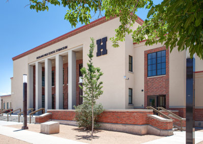 Highland High School Title IX Gymnasium Upgrades