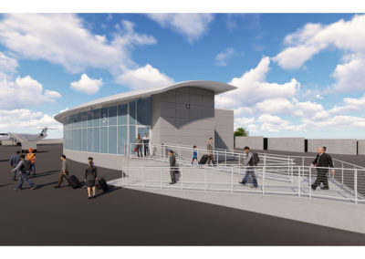 Lea County Regional Airport Terminal Expansion