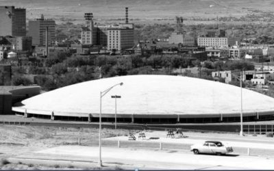 #TBT the Albuquerque Civic Auditorium