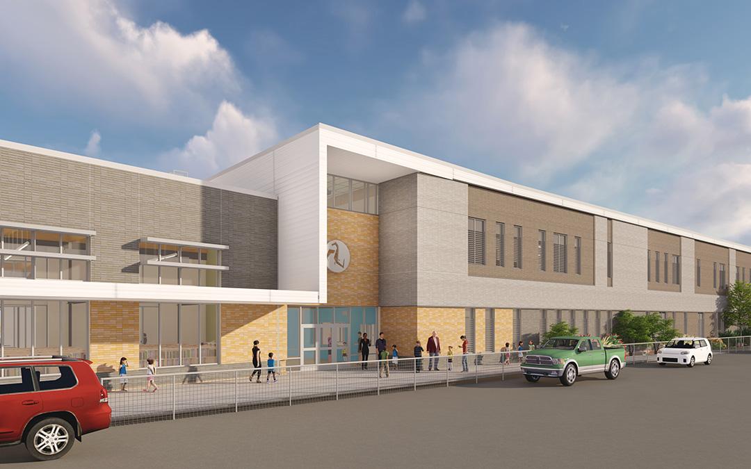 Visualization, Del Norte Elementary School, Roswell, NM