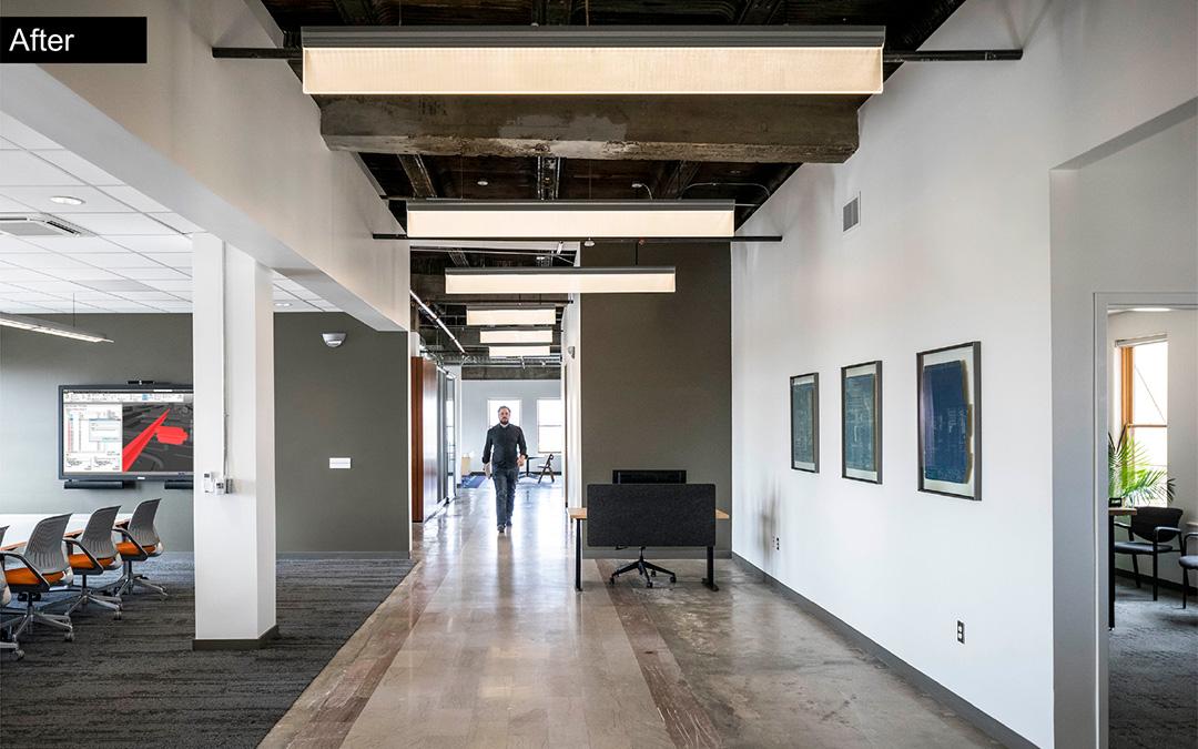 Banque Lofts - 8th Floor