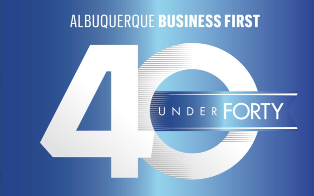 Albuquerque Business First 40 Under 40