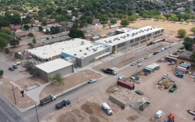 Del Norte Replacement Elementary School Nearing Completion