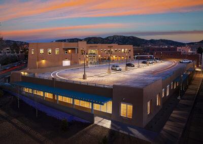 Santa Fe County Administrative Building