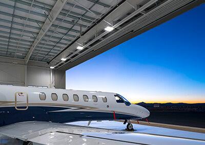 Private Airport Hangars, Santa Fe Regional Airport