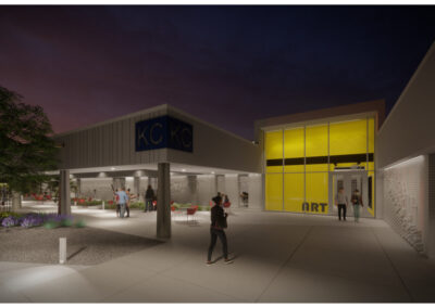 CNM Art Department/KC Building Renovation