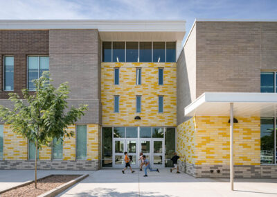 Del Norte Elementary Replacement School, Roswell Independent School District