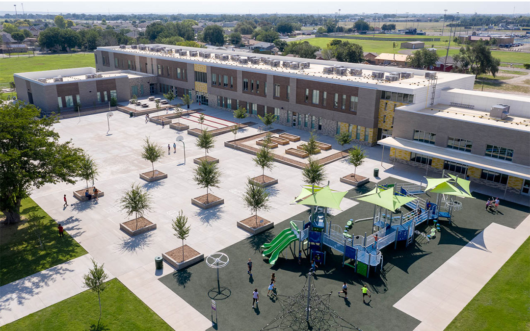 Del Norte Replacement Elementary School, Roswell Independent School District